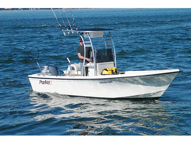 T-Top for 2003 Parker SE center console boats 118739-3