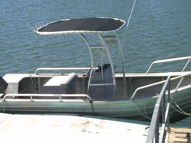 T-Top for 20' Bayliner center console boats 14785-2
