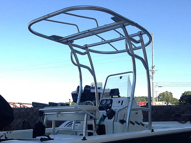 T-Top for 2007 2201 Mako center console boats 157680-5