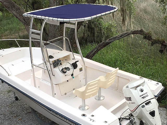 T-Top for 1994 Grady White Spirit 175 center console boats 158460-2