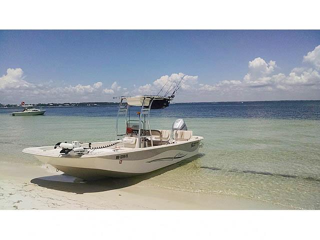 T-Top for 2013 Carolina Skiff 218 DLV center console boats 158471-2