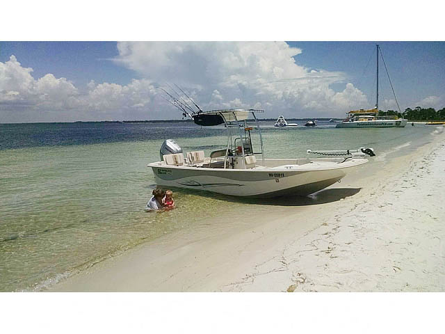 T-Top for 2013 Carolina Skiff 218 DLV center console boats 158471-3