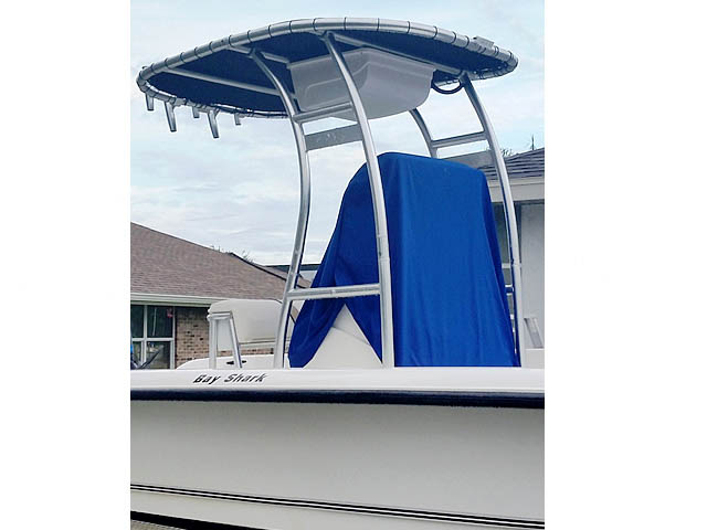 T-Top for 2003 Mako Bayshark center console boats 158472-4