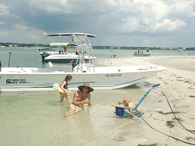 T-Top for 2012 Carolina Skiff 238DLV  center console boats 158489-9