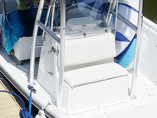 T-Top for 1985 Cobia  center console boats 158491-8