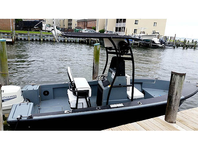 1987 Seacraft CC boat t-tops