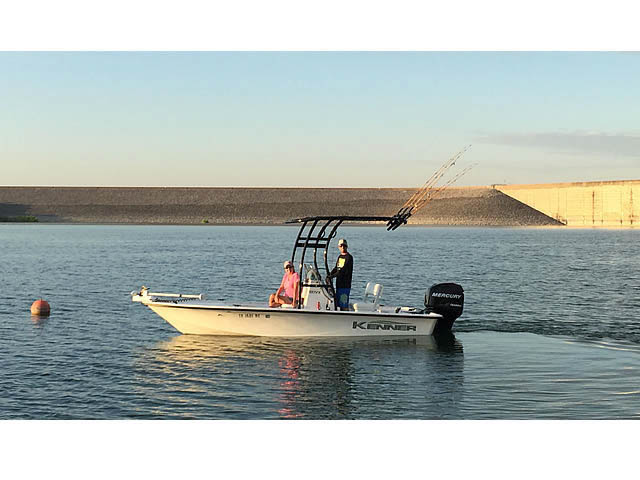 T-Top for 2009 Kenner 180 VX center console boats 158853-4