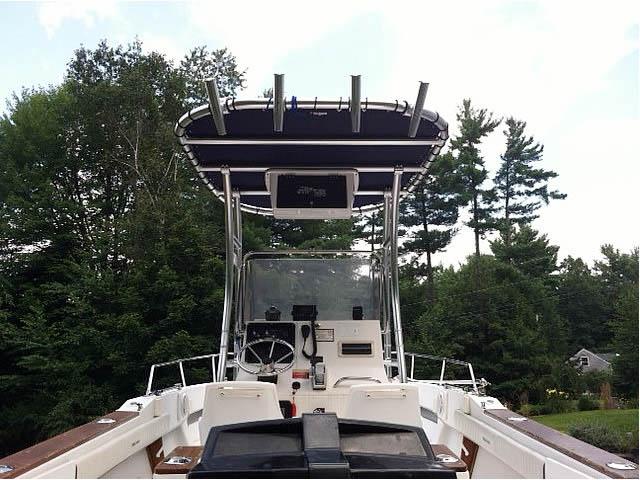 T-Top for 1989 Sea Ray Laguna center console boats 158873-6