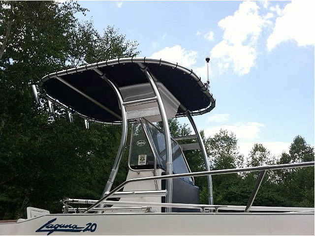 T-Top for 1989 Sea Ray Laguna center console boats 158873-7