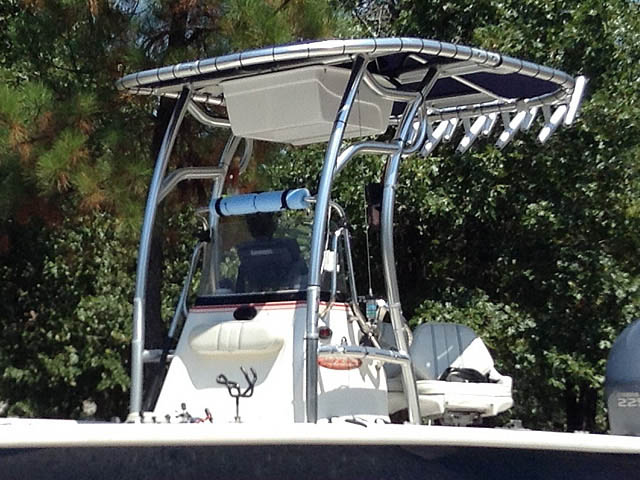 T-Top for 2002 Ranger Bay 2300 center console boats 159697-2