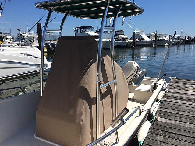 T-Top for 2013 Maycraft center console boats 159753-1