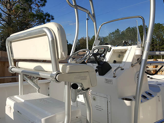 T-Top for  center console boats 184102-3