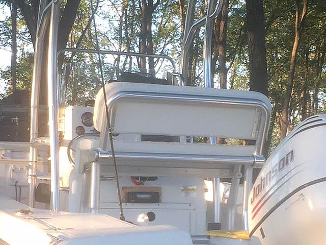 T-Top for 2005 Sea Boss 180CC center console boats 184104-7