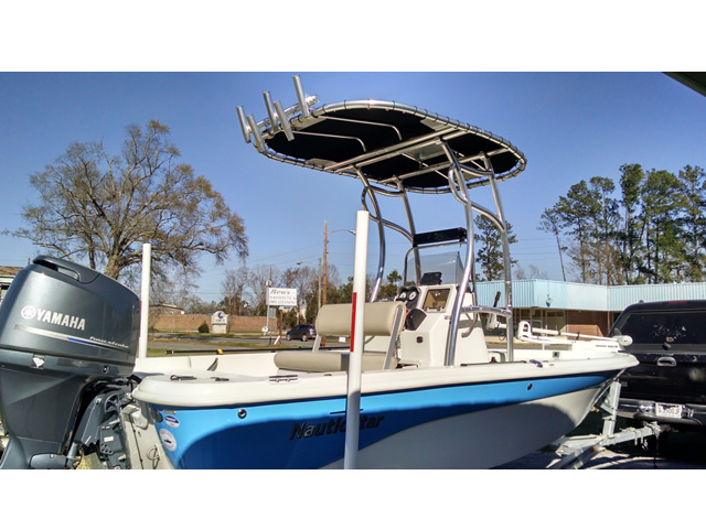 T-Top for 2015 Nauticstar 1810 center console boats 184111-3