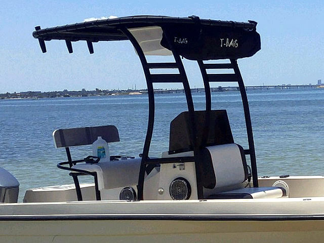 T-Top for 1995 Pro Sports 1950cc center console boats 184113-2