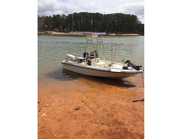 T-Top for 1999 Sea Fox 16' CC center console boats 184114-1