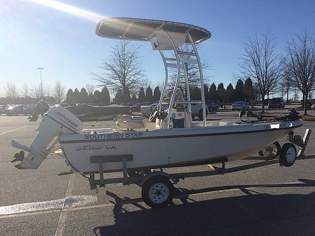 T-Top for 1999 Sea Fox 16' CC center console boats 184114-6