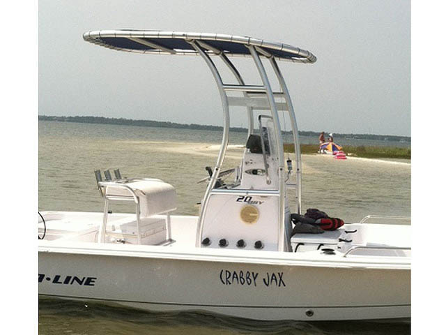 Pro-Line Bay 20 boat t-tops