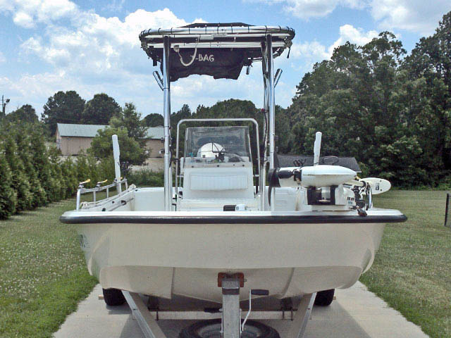 T-Top for 2002 Sea Pro 1850 center console boats 33998-3