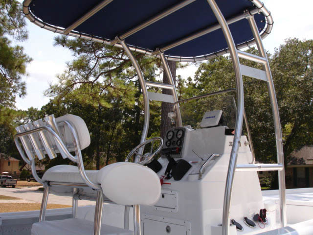 T-Top for 2011 Sea Hunt XP 21 center console boats 34033-3