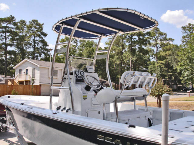 T-Top for 2011 Sea Hunt XP 21 center console boats 34033-8