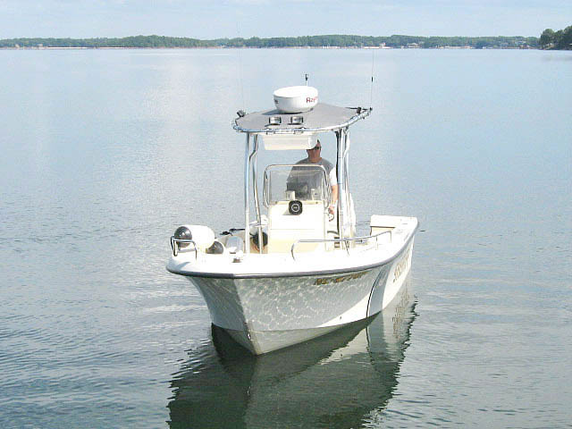 T-Top for 2005 Maycraft 2000 center console boats 34490-1