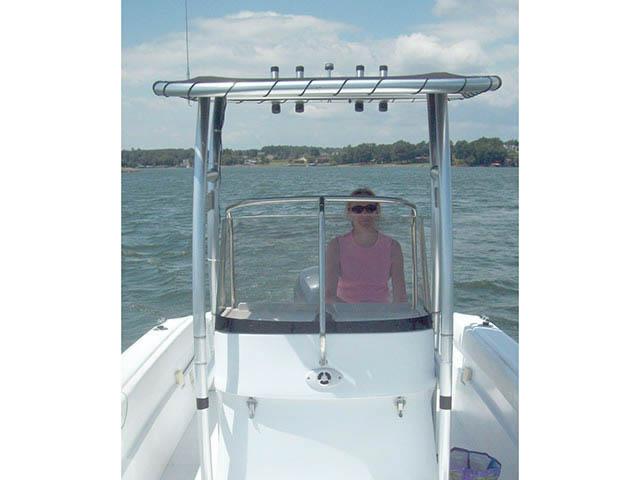 T-Top for 2006 Triumph 195CC center console boats 34501-2