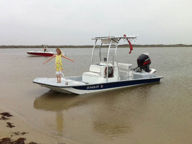 1998 Shoalwater  BajoCat boat t-tops