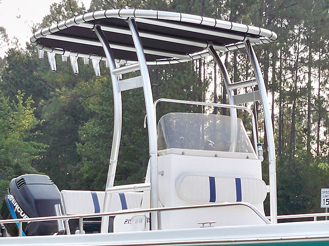 T-Top for 2002 Sea Fox Bayfisher center console boats 35066-4