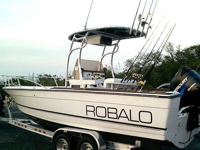 Buy ttops for 1987 Robalo boats 35285-2