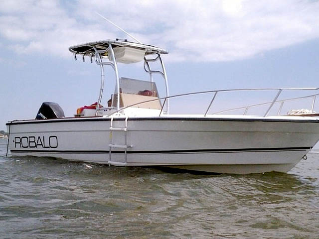 Styker Universal T-Top for 1987 Robalo 35285-3