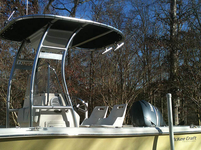 T-Top for McKee Craft 184 center console boats 36082-2