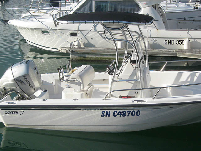 Boston Whaler 190 Outrage_37340-5