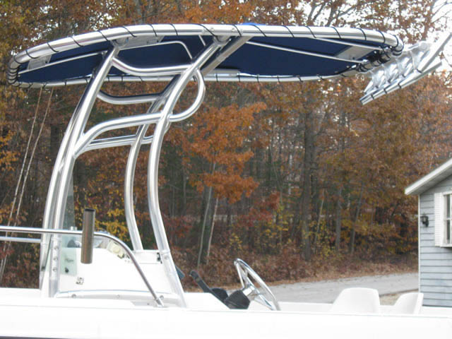 T-Top for 1995 Seaswirl Striper center console boats 37346-2
