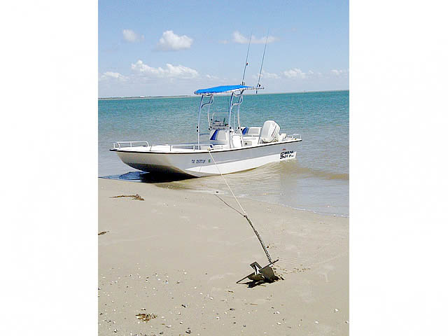 2003 Carolina Skiff 2180 DLX boat t-tops