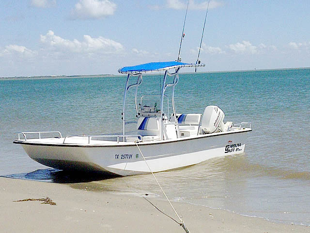 T-Top for 2003 Carolina Skiff 2180 DLX center console boats 39703-2