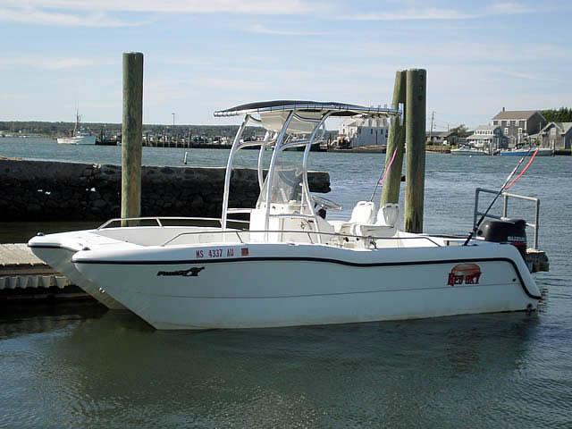 2003 Prokat  boat t-tops