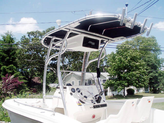 T-Top for 2003 Scout 185 center console boats 43127-3
