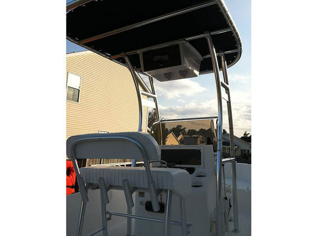 T-Top for 2002 Sea Hunt 172CC center console boats 51564-2