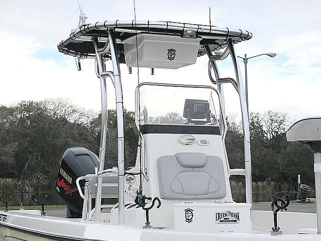 T-Top for 2004 Skeeter center console boats 58901-6