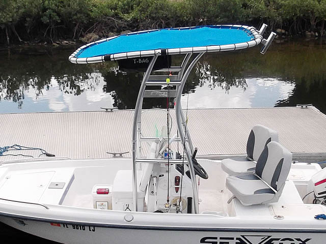 T-Top for 2001 Sea Fox 160 center console boats 69831-3