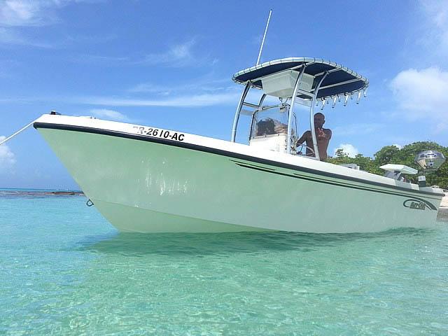 2005 Maycraft cc2000 boat t-tops