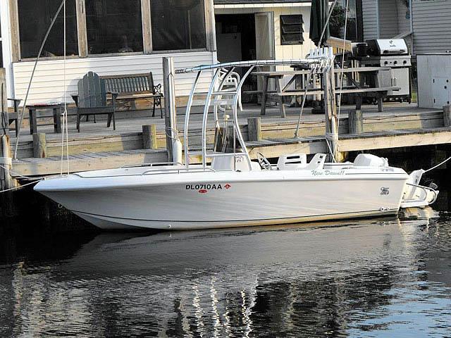 1993 Proline 17ft boat t-tops