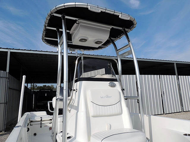 T-Top for 2014 NauticStar 214 XTS center console boats 77070-1