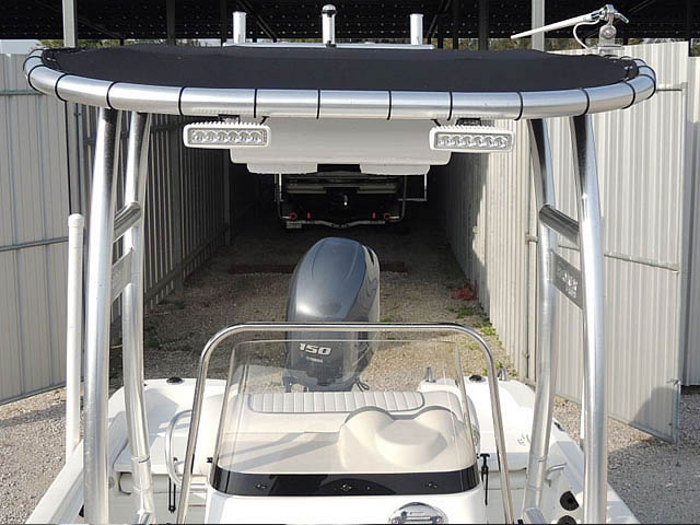 T-Top for 2014 NauticStar 214 XTS center console boats 77070-2