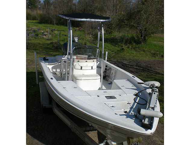 T-Top for Carolina Seachaser center console boats 7730-2