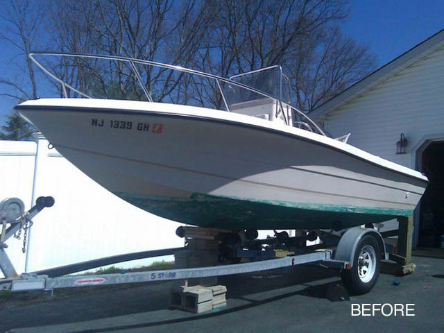 1998 Sea Pro 180cc Center Console boat t-tops