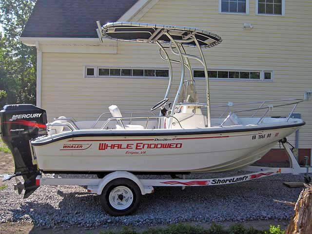 2000 Boston Whaler Dauntless 16_8423-5