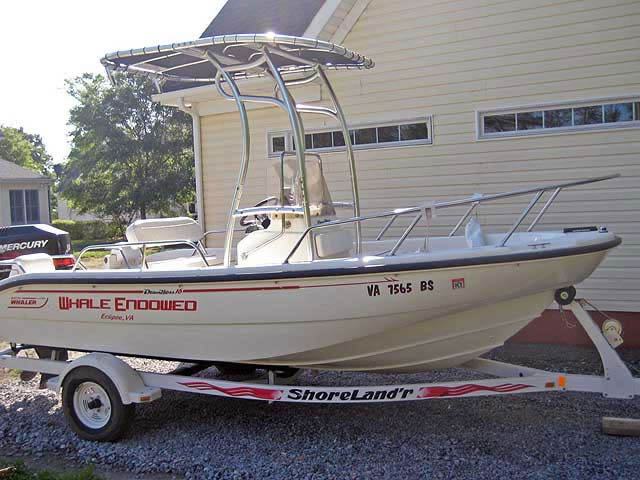 Buy ttops for 2000 Boston Whaler Dauntless 16 boats 8423-6