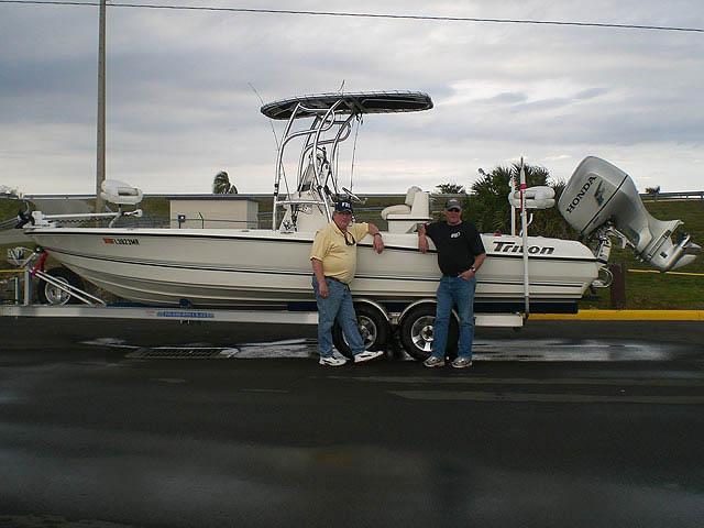 T-Top for Triton center console boats 8826-2